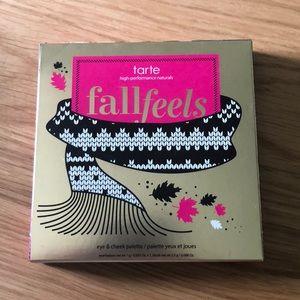 Tarte Fall Feels Eye & Cheek Palette